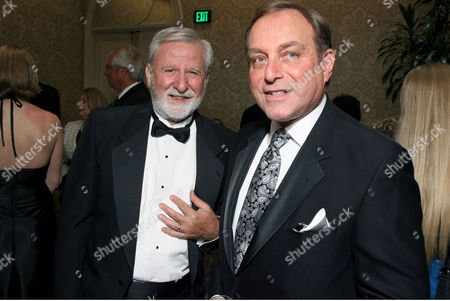 Stock Image of James Weiss and Phil Rapa
