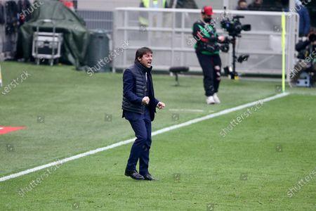 Editorial photo of AC Milan vs FC Inter, Serie A Championship, Football, Italy - 21 Feb 2021