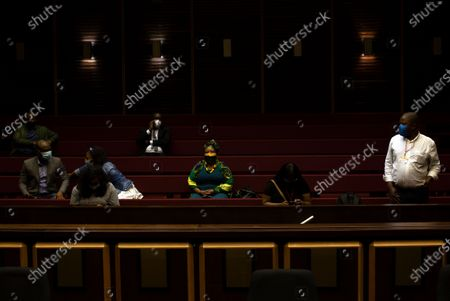 Editorial picture of Corruption trial for South Africa's former President Zuma, Pietermaritzburg - 23 Feb 2021