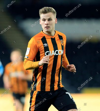James Scott of Hull City