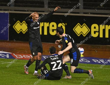 Editorial picture of Carlisle United v Tranmere Rovers, EFL Sky Bet League Two, Football, Brunton Park, Carlisle, UK - 23 Feb 2021