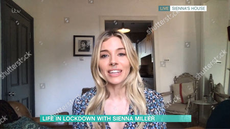 Stock Picture of Sienna Miller