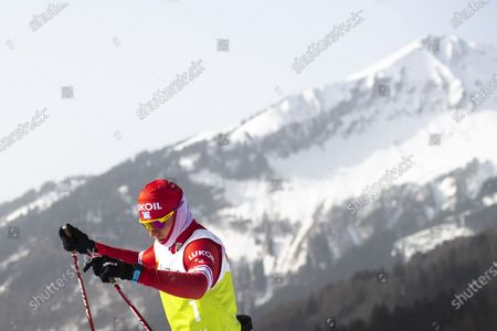 Editorial picture of FIS Nordic Skiing World Championships in Oberstdorf, Switzerland - 23 Feb 2021