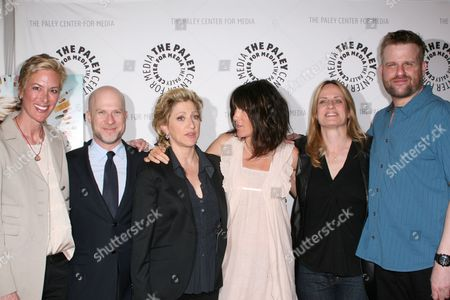 Editorial image of The Paley Center for Media Presents 'Paging Nurse Jackie' TV Series, New York, America - 03 May 2010