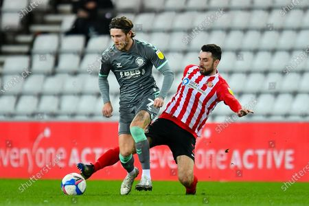 Editorial picture of Sunderland AFC v Fleetwood Town, EFL Sky Bet League 1 - 23 Feb 2021