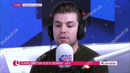 Editorial picture of 'Lorraine' TV Show, London, UK - 24 Feb 2021