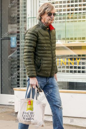 Editorial photo of Exclusive - Richard Madeley out and about, London, UK - 24 Feb 2021