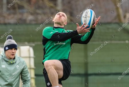 Stock Image of Keith Earls