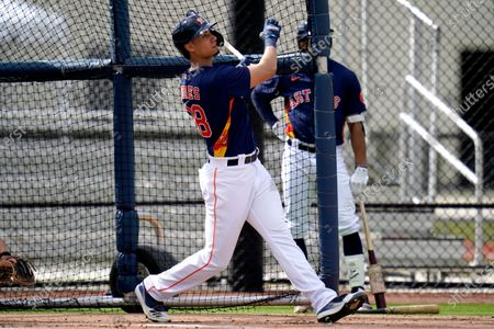 Editorial photo of Astros Baseball, West Palm Beach, United States - 24 Feb 2021