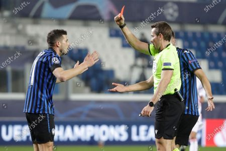 Editorial picture of Soccer Champions League, Bergamo, Italy - 24 Feb 2021