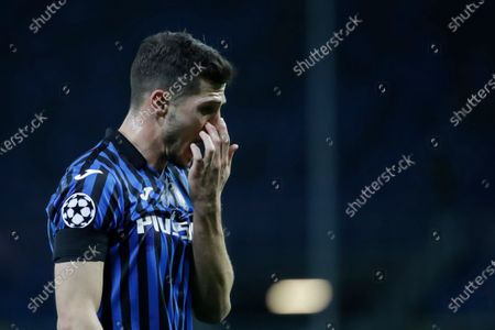 Editorial photo of Soccer Champions League, Bergamo, Italy - 24 Feb 2021