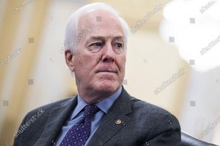 Editorial photo of William Burns CIA director nomination hearing, Washington, DC, USA - 24 Feb 2021