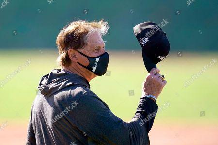 Editorial photo of White Sox Spring Baseball, Phoenix, United States - 24 Feb 2021