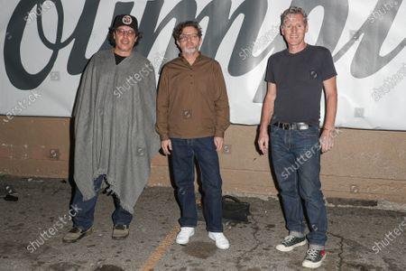 Stock Picture of Robert Benavides, Steve DeBro, Peter Baxter
