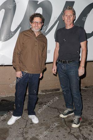 Steve DeBro, Peter Baxter