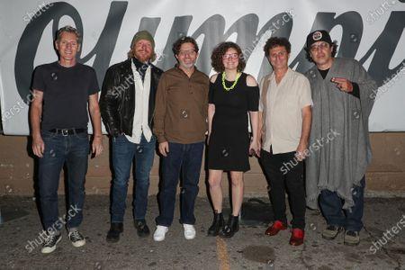 Peter Baxter, Shane McLafferty, Steve DeBro, Mayre McAnulty, Tony Peck, Robert Benavides