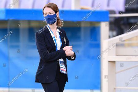 Stock Image of Cristiana Capotondi (Chief Delegate Italy)