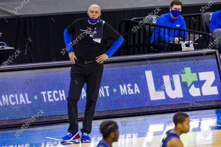 Editorial photo of DePaul Creighton Basketball, Omaha, United States - 24 Feb 2021
