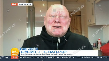 Editorial image of 'Good Morning Britain' TV Show, London, UK - 25 Feb 2021