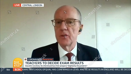 Stock Picture of Nick Gibb
