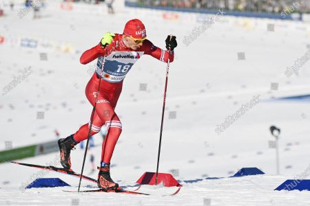 Editorial photo of FIS Nordic Skiing World Championships in Oberstdorf, Germany - 25 Feb 2021