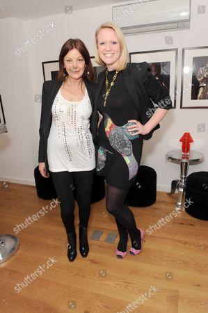 Susan Young and Michelle Boynton
