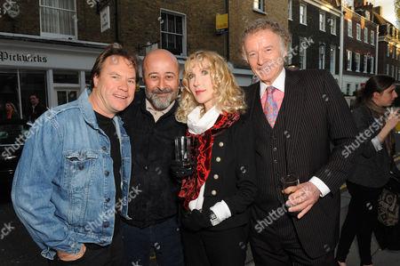 John Hitchcox, Richard Young and Guests