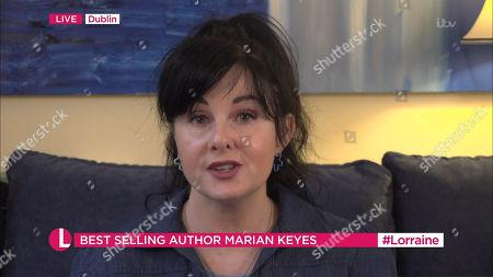 Editorial image of 'Lorraine' TV Show, London, UK - 25 Feb 2021