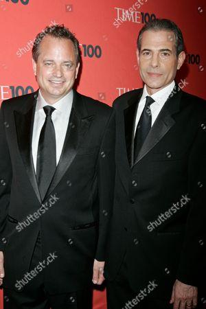 Mark Ford and Rick Stengel