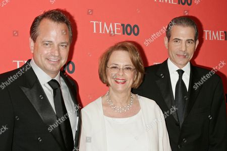 Mark Ford, Ann S Moore and Rick Stengel
