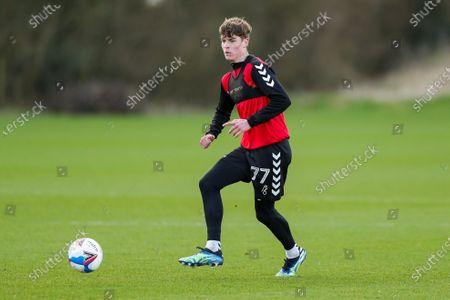 Editorial photo of Bristol City Training Nigel Pearson, UK - 25 Feb 2021