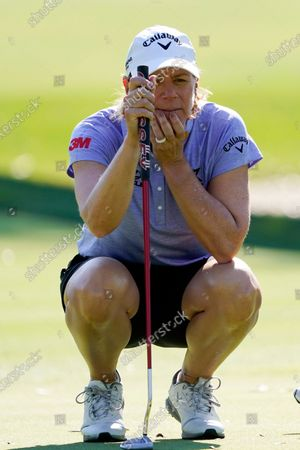 Editorial photo of LPGA Tour Golf, Orlando, United States - 25 Feb 2021