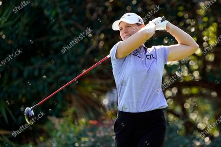 Editorial picture of LPGA Tour Golf, Orlando, United States - 25 Feb 2021