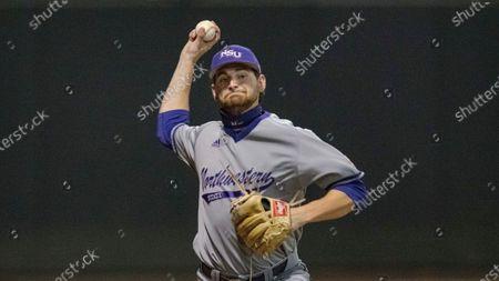 Editorial photo of Northwestern St Baseball, Monroe, United States - 24 Feb 2021