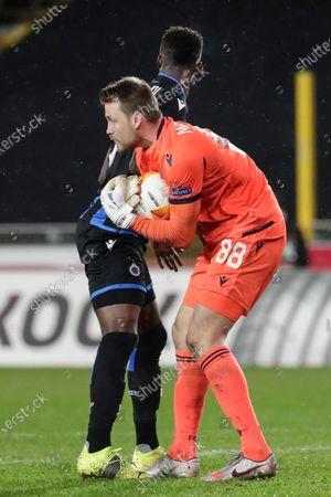 Editorial picture of Club Brugge vs Dynamo Kiev, Bruges, Belgium - 25 Feb 2021