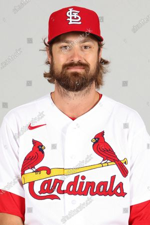 Editorial picture of St. Louis Cardinals 2021 Baseball, Jupiter, United States - 24 Feb 2021