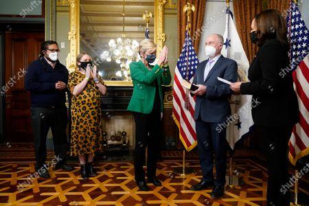 Editorial photo of Biden Cabinet Energy, Washington, United States - 25 Feb 2021