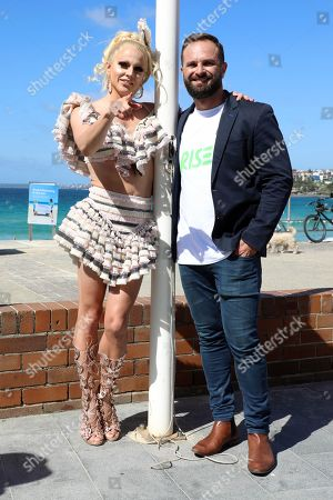 Courtney Act and Albert Kruger