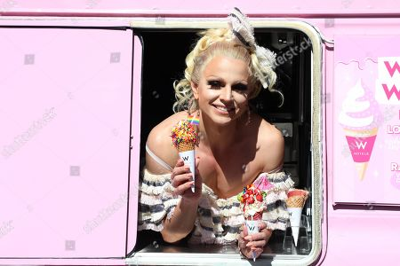 Editorial image of W Hotels presents Courtney Act & Witty & Whippy, Sydney, Australia - 26 Feb 2021