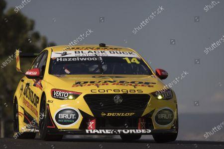 MOUNT PANORAMA CIRCUIT, AUSTRALIA - FEBRUARY 26: Todd Hazelwood, Brad Jones racing, Holden Commodore ZB at Mount Panorama Circuit on Friday February 26, 2021 in Bathurst, Australia. (Photo by Mark Horsburgh)