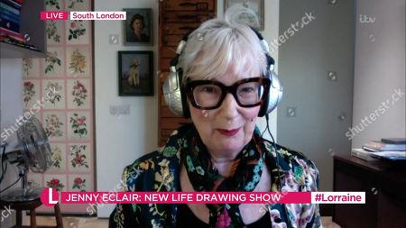 Editorial picture of 'Lorraine' TV Show, London, UK - 26 Feb 2021
