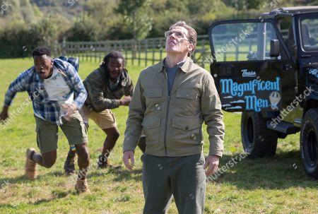 Editorial photo of 'McDonald & Dodds' TV Show, Series 2, Episode 1, UK - 28 Feb 2021