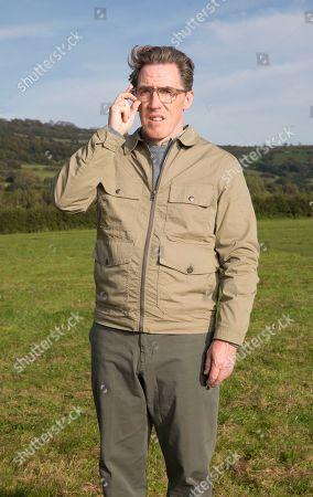 Rob Brydon as Roy.