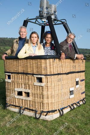 Editorial picture of 'McDonald & Dodds' TV Show, Series 2, Episode 1, UK - 28 Feb 2021