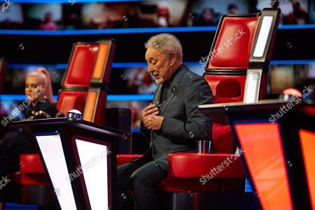 Editorial picture of 'The Voice UK' TV Show, Series 5, Episode 9, UK - 27 Feb 2021
