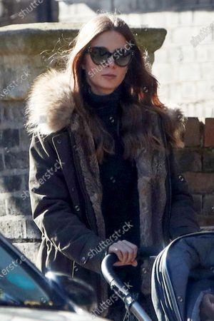 Exclusive - Millie Mackintosh