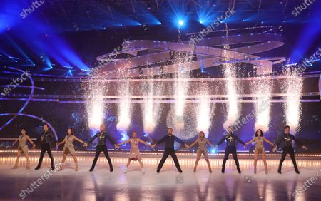 Editorial picture of 'Dancing On Ice' TV show, Series 13, Episode 6, Hertfordshire, UK - 28 Feb 2021