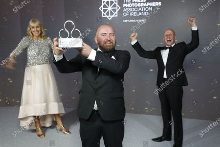 Editorial picture of Inpho Photography's James Crombie Named 2021 PPAI Press Photographer of the Year - 26 Feb 2021