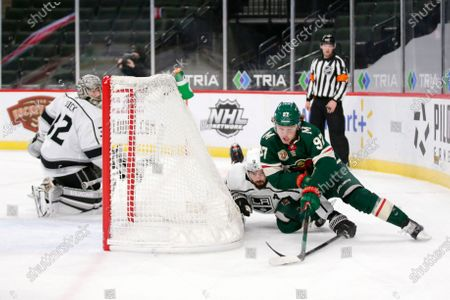 Editorial photo of Kings Wild Hockey, Saint Paul, United States - 26 Feb 2021