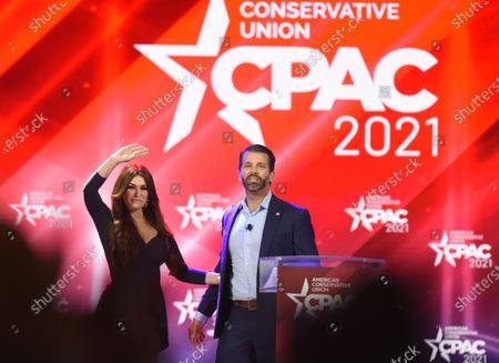 Editorial photo of CPAC in Orlando, USA - 26 Feb 2021